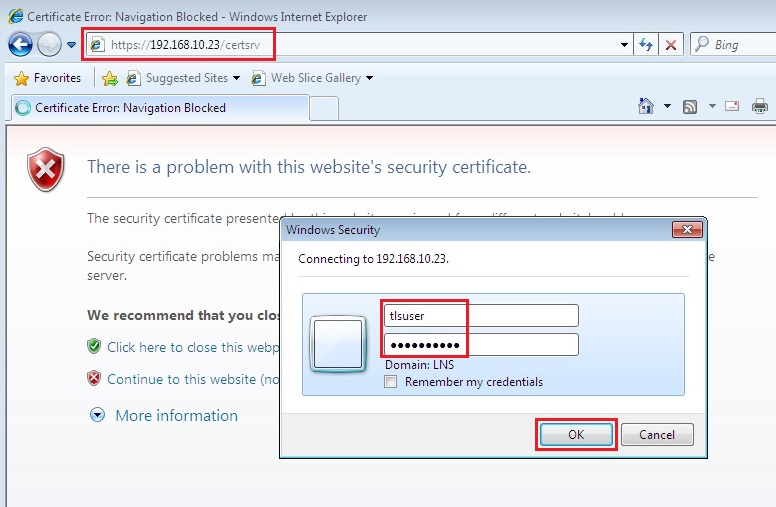 Cisco Wireless – Central Authentication using EAP-TLS with