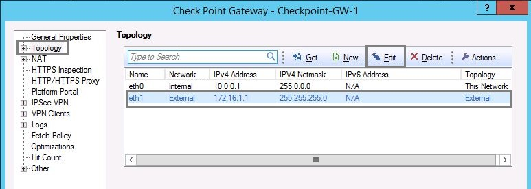 Configuring Anti-Spoofing on a Checkpoint Firewall – Jay Miah