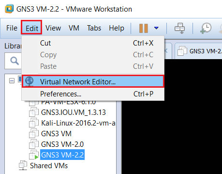 Deploying the ASAv using GNS3 and Integrating it with the Physical